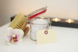 masaż szczotkowanie