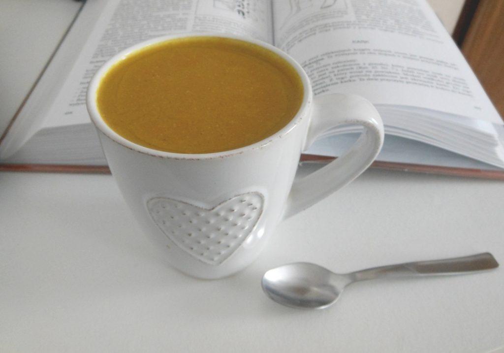 złote mleko przepis