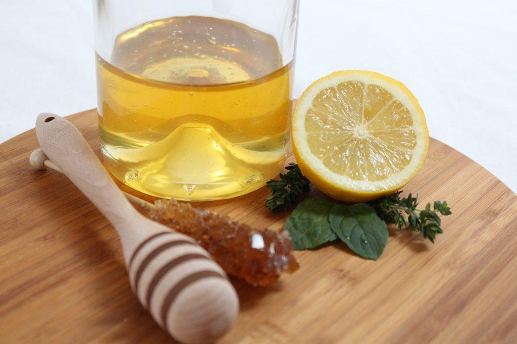 cytryna naturalne rozjaśnianie